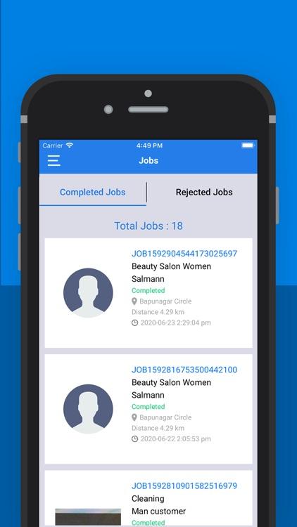 Servicely Provider screenshot-5
