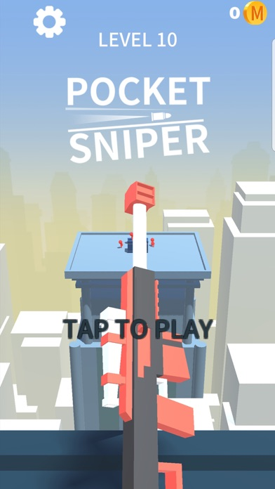 Pocket Sniper! screenshot 5