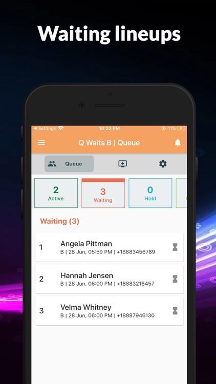Q Waits B: virtual queue mgmt screenshot-6
