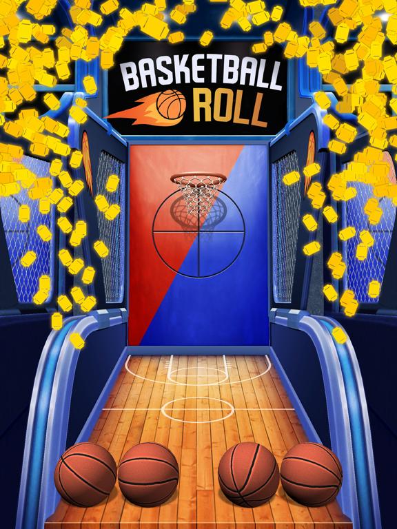 Basketball Roll screenshot 5