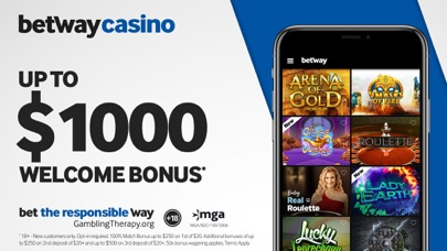 Betway Casino: Slots & Cards for windows pc