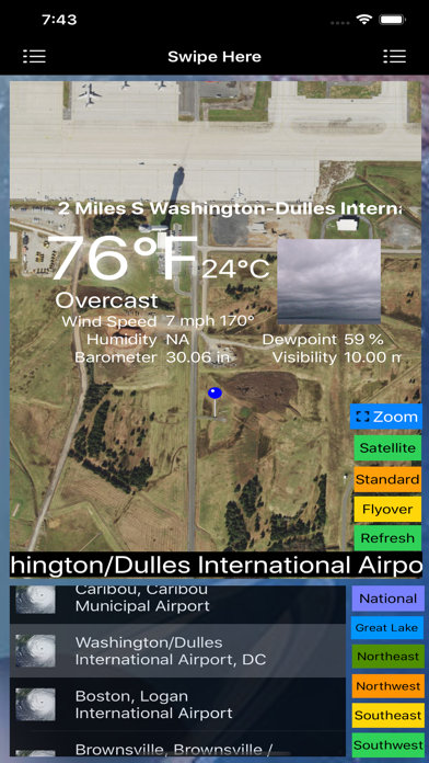 Instant Weather Stations Lite screenshot 7