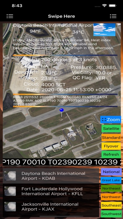 Instant Aviation Weather Pro screenshot-4