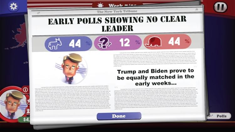 The Political Machine 2020 screenshot-5