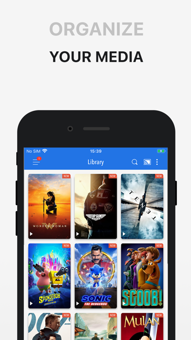 Download PlayerXtreme Media Player for Android