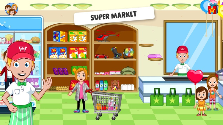 My Town : Stores screenshot-3