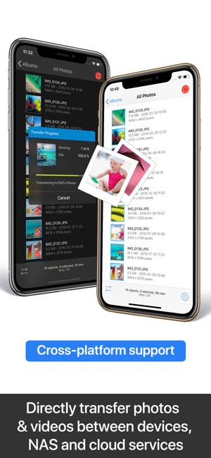 PhotoSync – transfer photos on the App Store