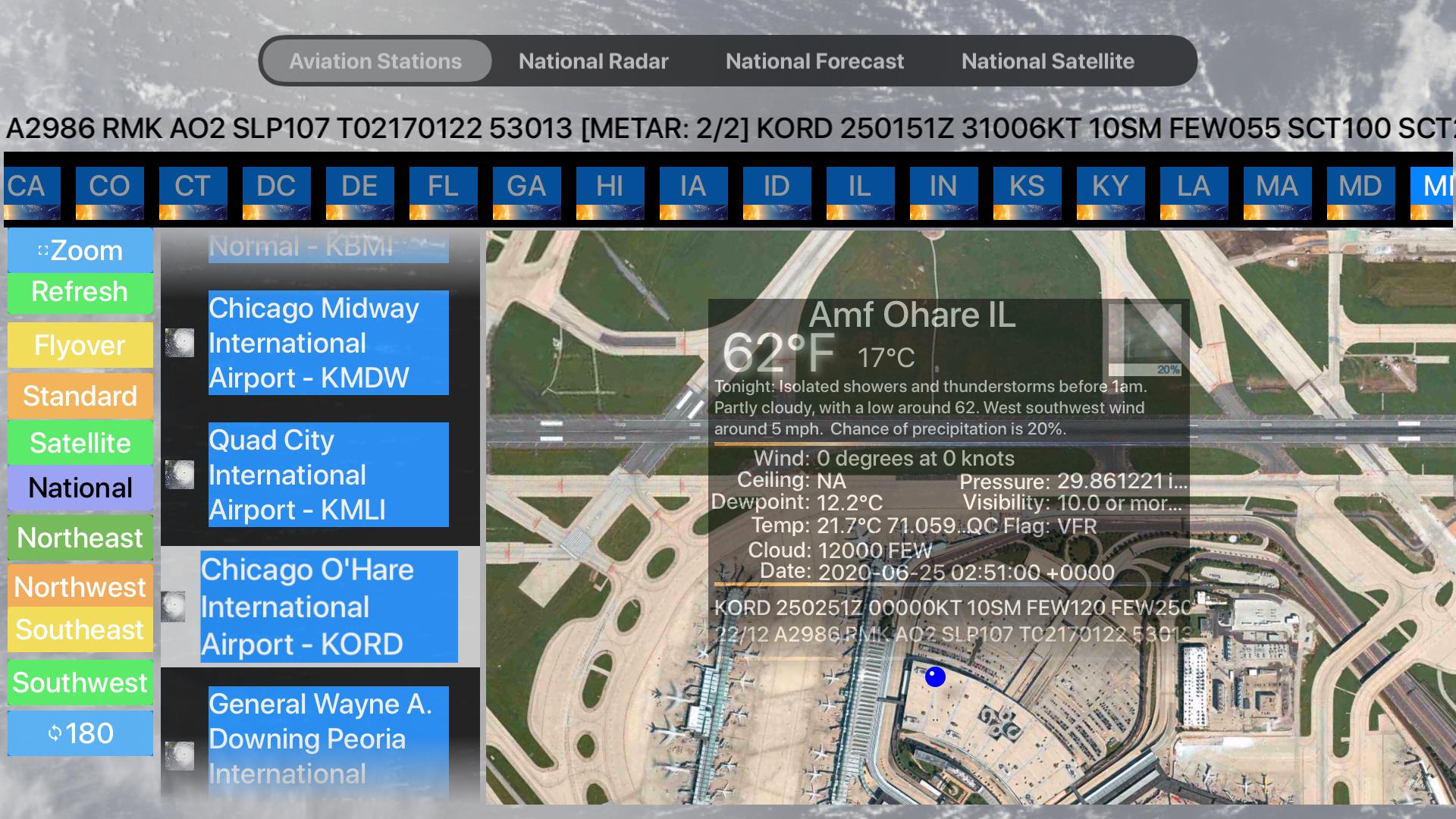 Instant Aviation Weather Lite screenshot 10