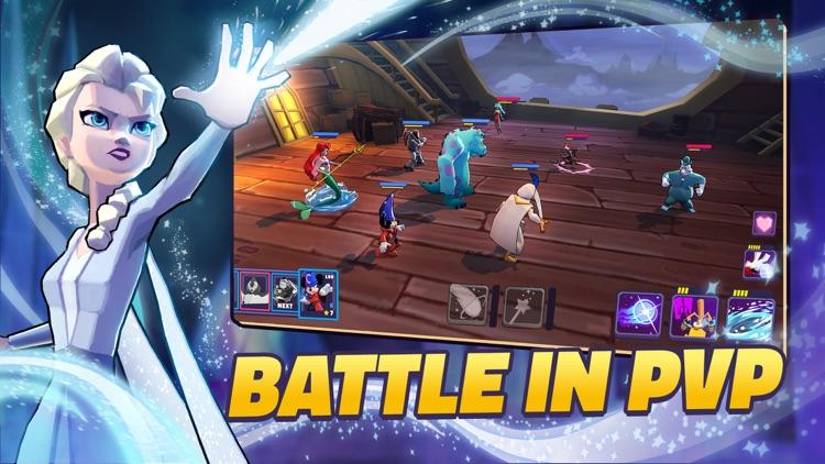 Disney Sorcerer's Arena screenshot-0