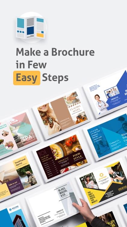 Brochure Maker - Pamphlet