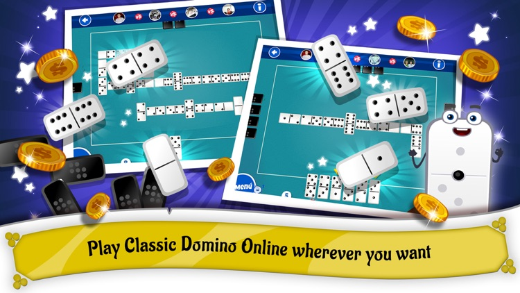 Dominoes Online Board Game screenshot-0