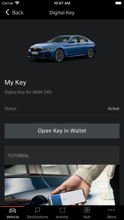 BMW Connected screenshot-5