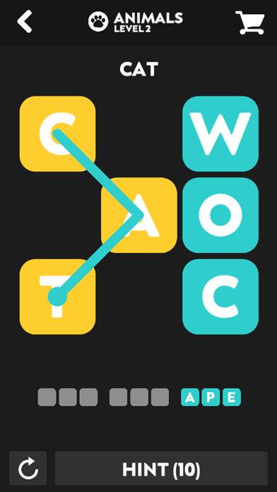 WORD LINES - Hidden Words Game screenshot 5