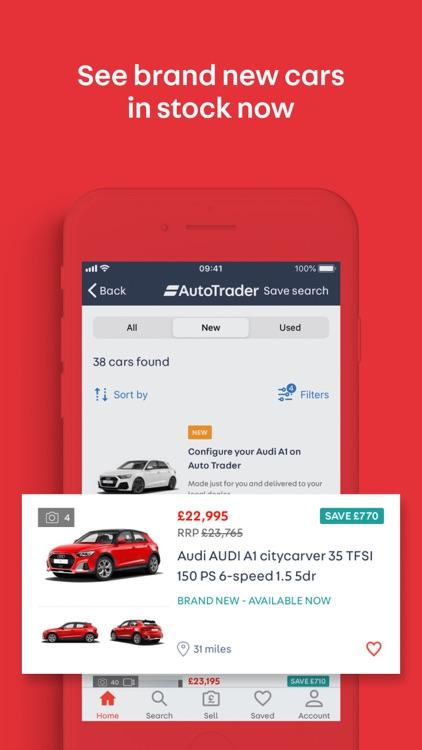 Auto Trader - Buy & Sell Cars screenshot-3