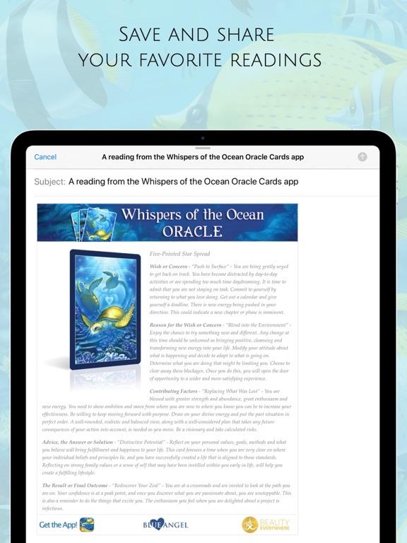 Whispers of the Ocean Oracle screenshot 17