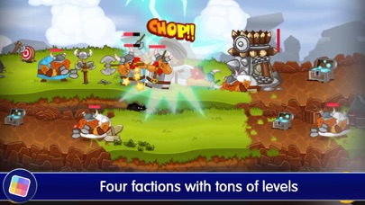 Swords & Soldiers - GameClub screenshot 1