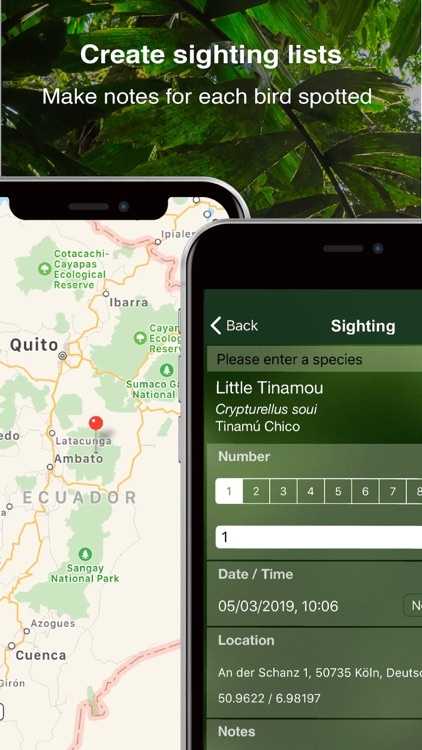 All Birds Ecuador field guide screenshot-8