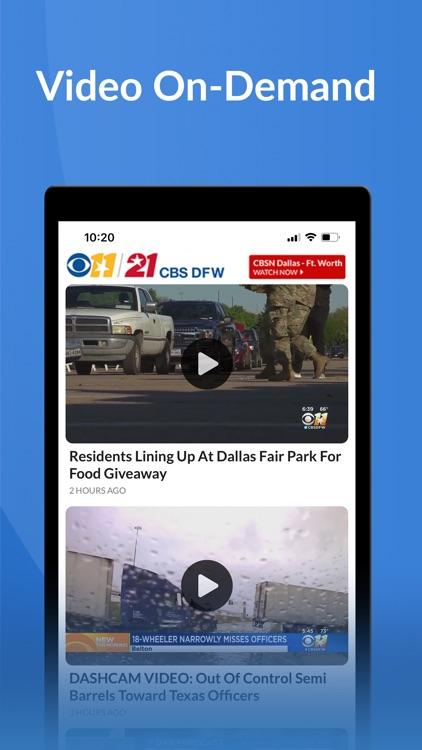 CBS DFW screenshot-3