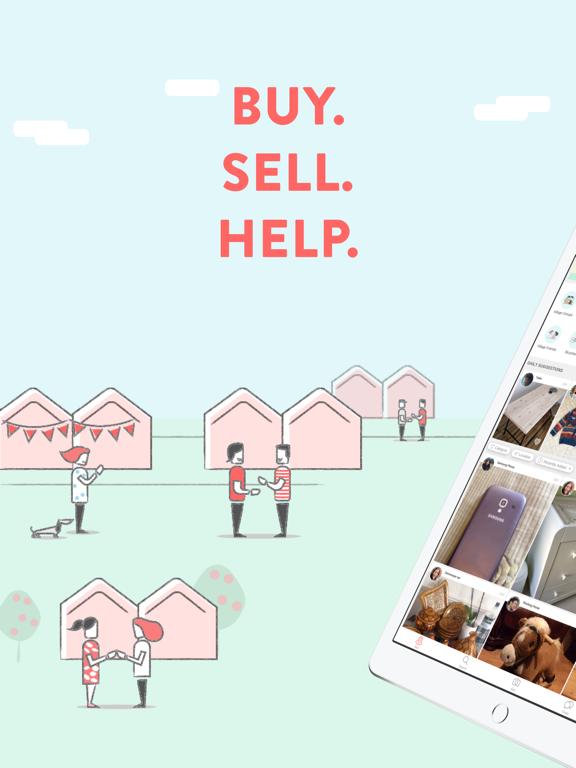 Village - Buy, Sell & Helpのおすすめ画像1