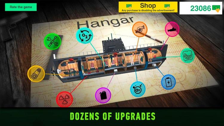Nuclear Submarine inc Arcade screenshot-0
