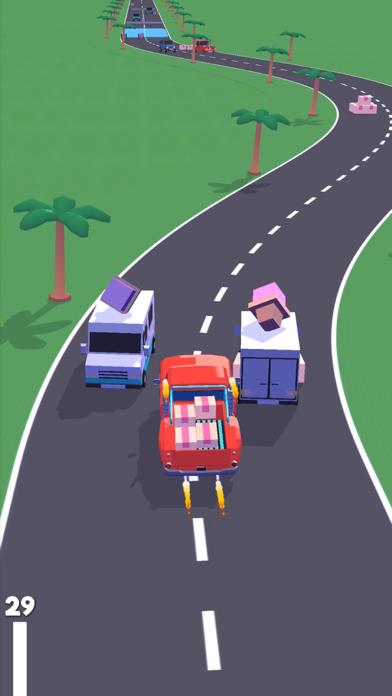 Delivery Hero 3D screenshot 2
