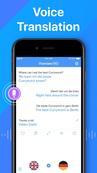Translate App for Text & Voice screenshot three
