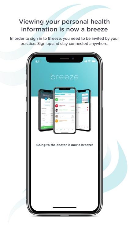 Breeze for Patients