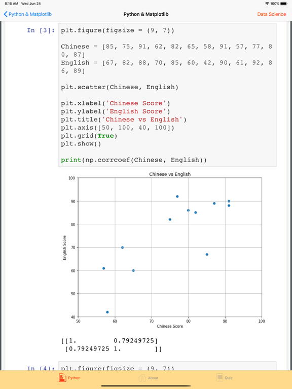Data Science Part I screenshot 17