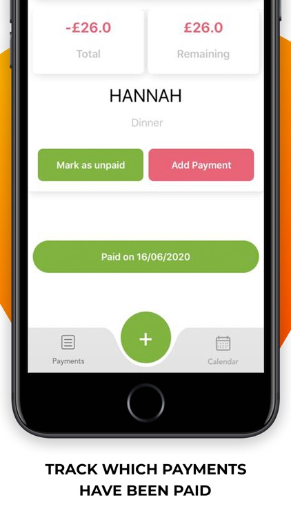 Owe: Debt Tracker & Planner screenshot-3