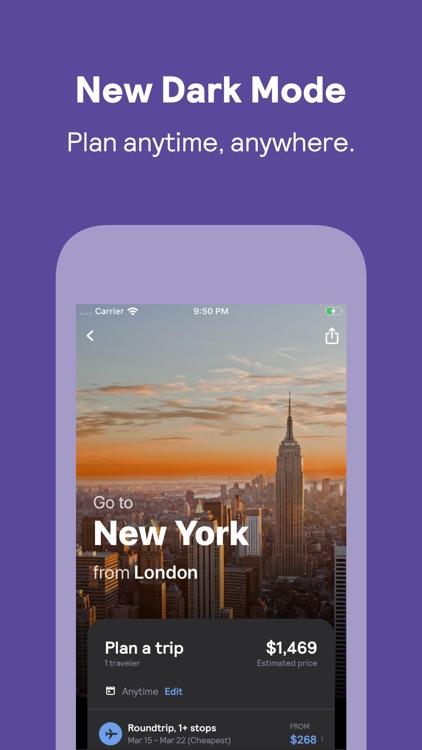 Skyscanner – travel deals screenshot-8