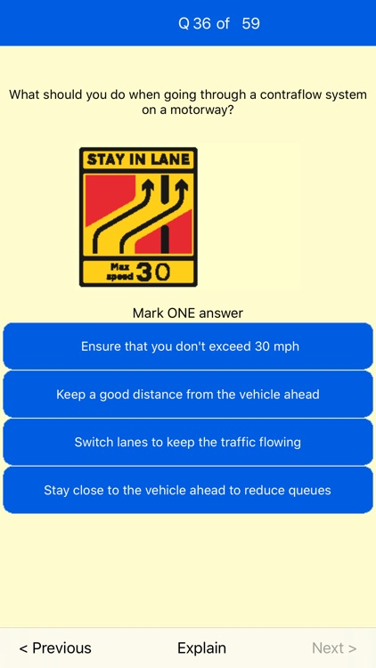 Driving Theory Test - 2021 screenshot-3
