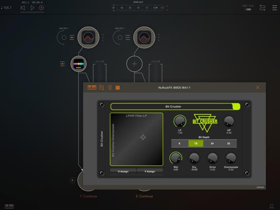 NuRack Auv3 FX Processor screenshot 15