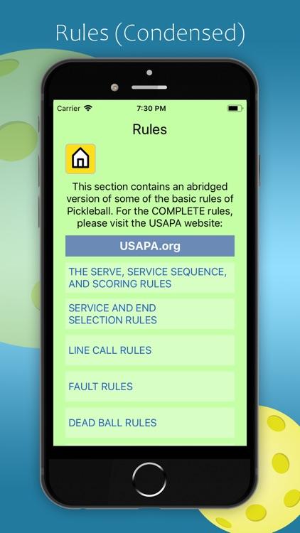 Pickleball Drills screenshot-6