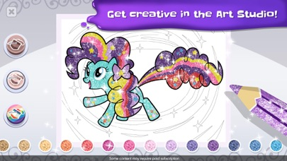 My Little Pony Color By Magic screenshot 7