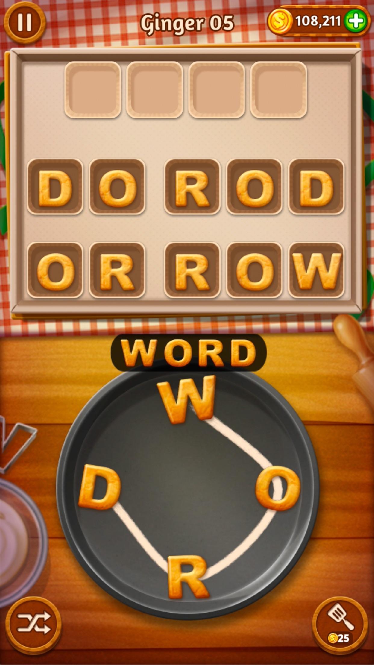 Word Cookies!® Screenshot