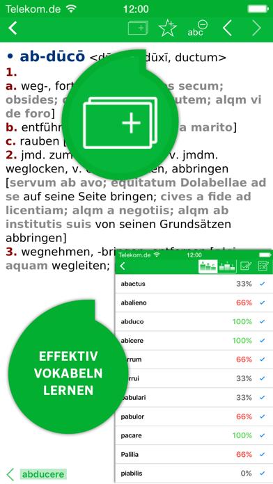 Wörterbuch Latein - Deutschのおすすめ画像5