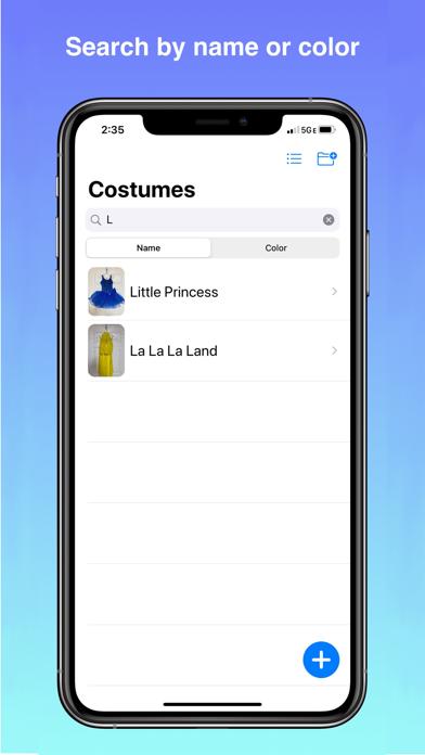 Costumize - Digital Inventory screenshot 4
