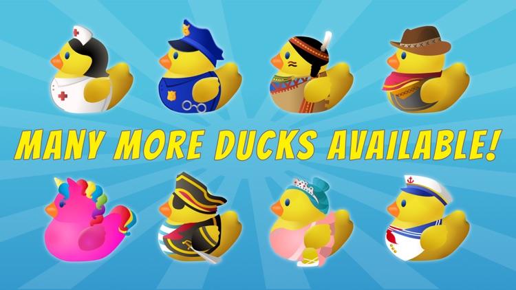 Crazy Rubber Duck Sound screenshot-3