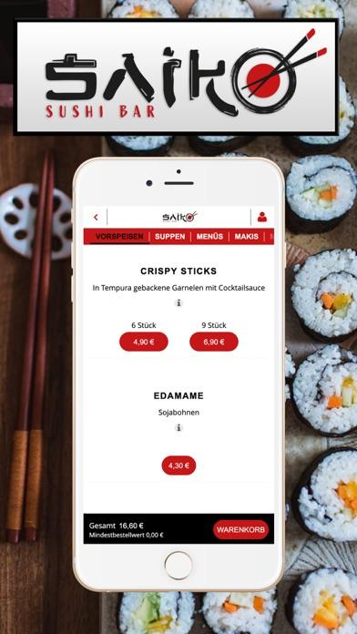 Saiko SushiScreenshot von 2