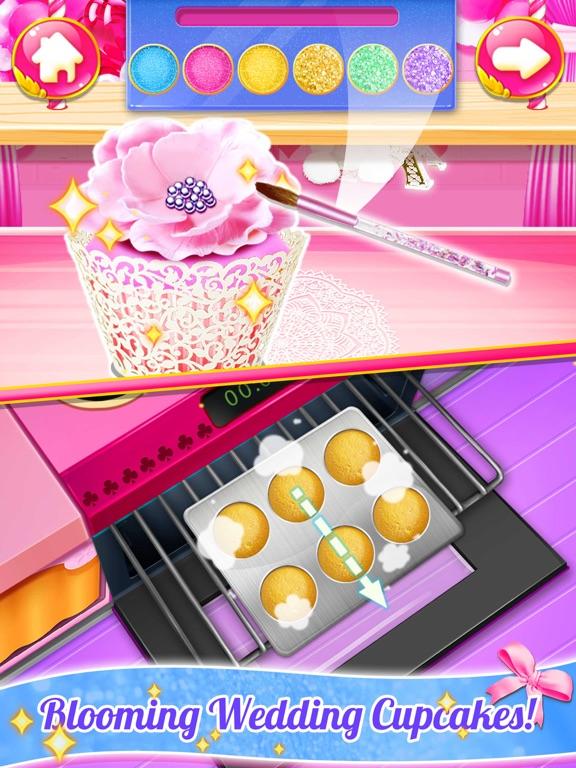Wedding Cake - Baking Games screenshot #2
