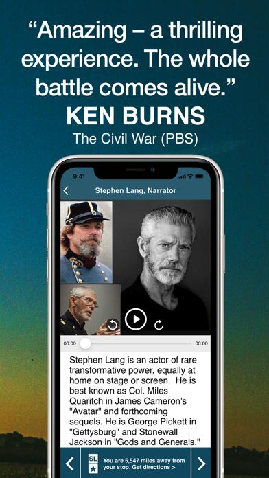 Gettysburg Story Tour Screenshot
