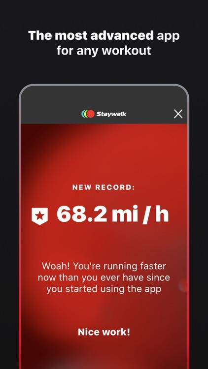 Staywalk — music for running screenshot-8
