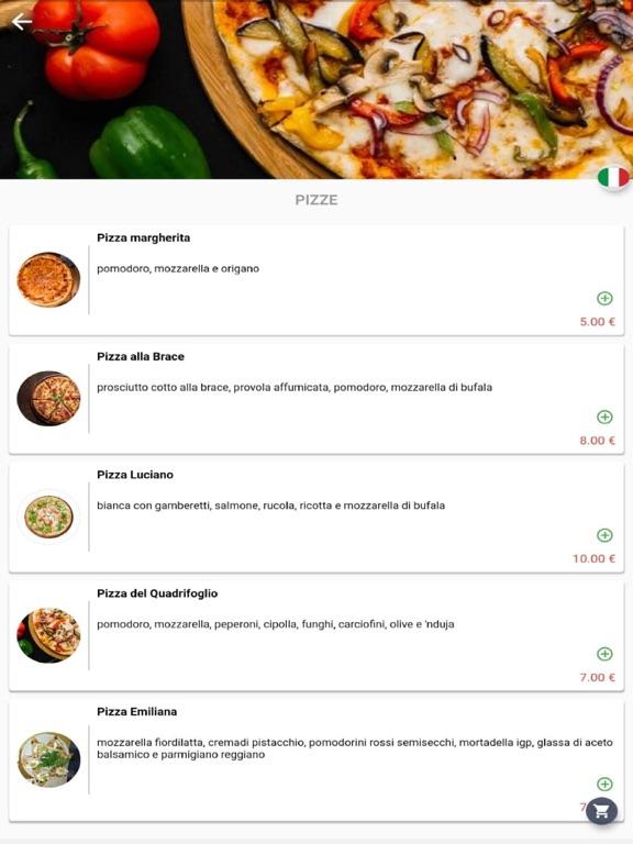 Il Quadrifoglio ristorante screenshot 6