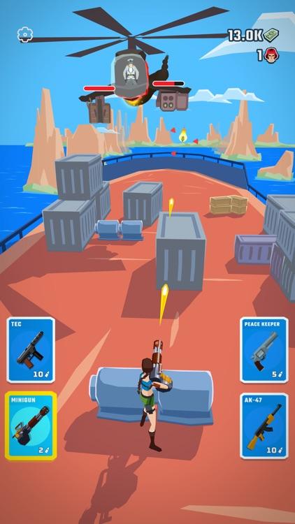 Agent Action - Spy Shooter screenshot-5