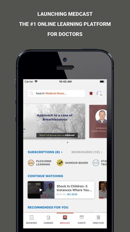 PlexusMD for Doctors screenshot-3