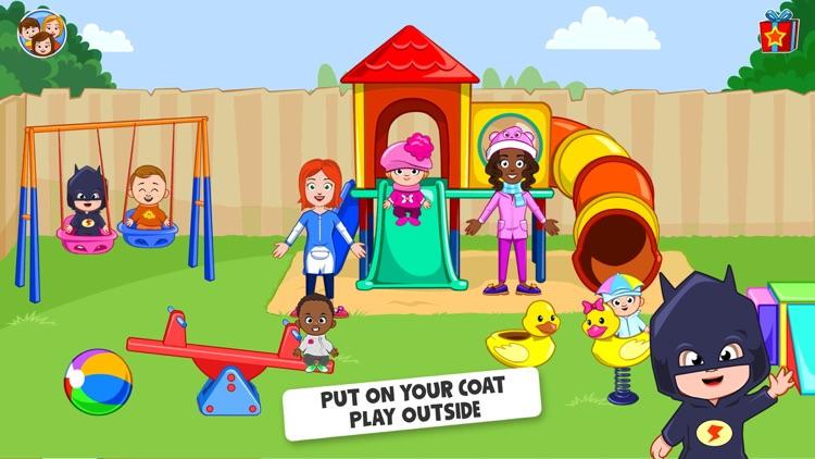 My Town : Daycare screenshot-3