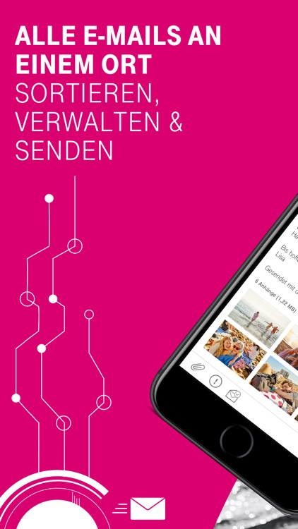 Telekom Mail – E-Mail-Programm