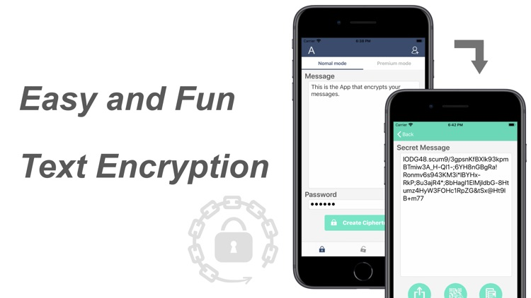 Security Encrypt fun - ComLock