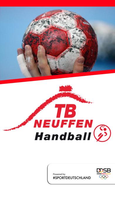 TB Neuffen - HandballScreenshot von 1