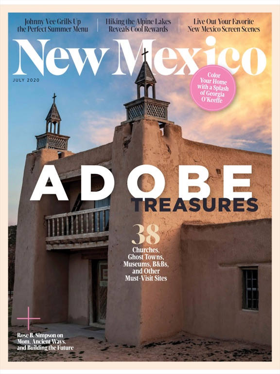 Screenshot #5 pour New Mexico Magazine